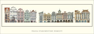 Prag Altstaedter Markt