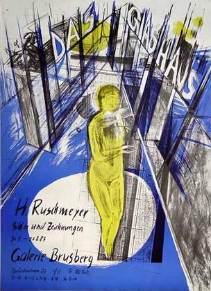H. Ruschmeyer Das Glashaus