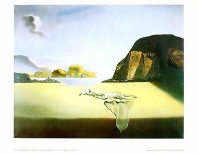 Salvador Dali Simulacrum of the Image