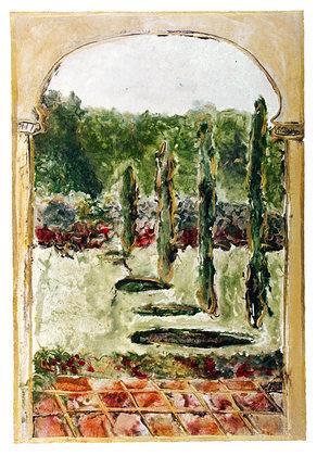 Joyce Combs Italian Villa I