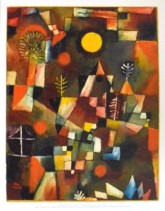 Paul Klee Der Vollmond, 1919