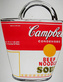 Warhol andy campbells soup can medium