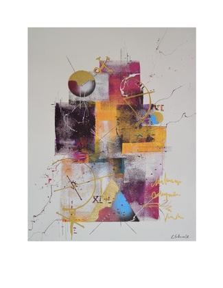 Claus Schenk Collage I