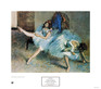Edgar Degas Before the Ballet
