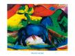 Marc franz blaues pferdchen 41454 medium