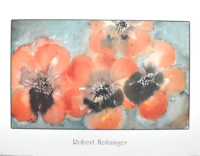 Robert Heitzinger Mohnblumen