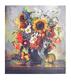 Otto Vaeltl Herbstblumen mit Fruechten