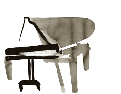 Cedric Chauvelot Piano, 2007