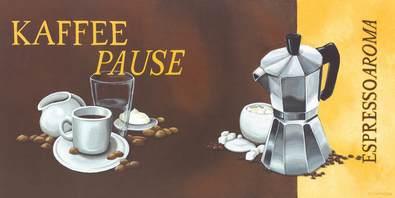 Christiane Thomas Kaffee Pause