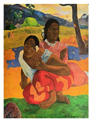 Paul Gauguin Wann heiratest Du?