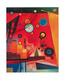 Kandinsky wassily schweres rot 41222 l