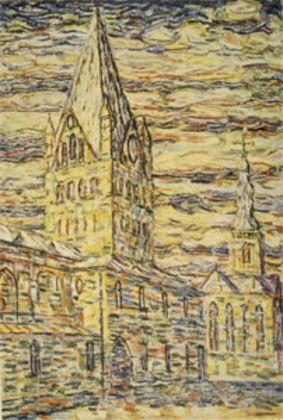 Christian Rohlfs St. Patroklus in Soest