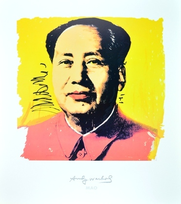 Warhol andy mao   gelb   large