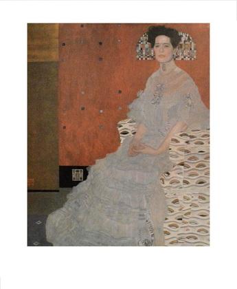 Gustav  Klimt Bildnis der Fritza Riedler