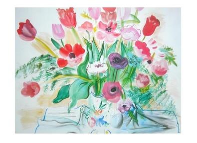 Raoul Dufy Anemonen