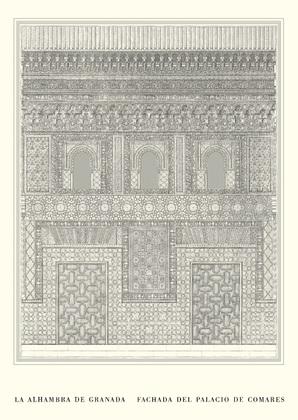 Granada Alhambra Palacio de Comares