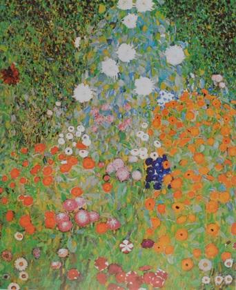 Gustav Klimt Blumen