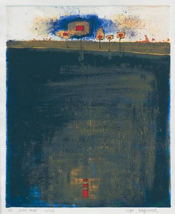 Klaus Brandner WVZ908 Blaue Erde (1998)