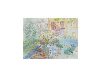 Raoul Dufy Notre Maison de Montsaunes