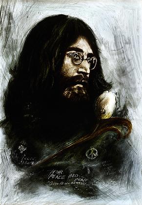 Bernd Lehmann John Lennon