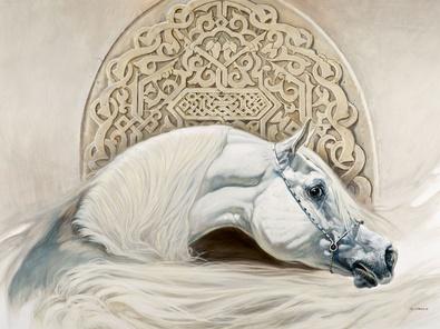 Renato Casaro Arabian Pride