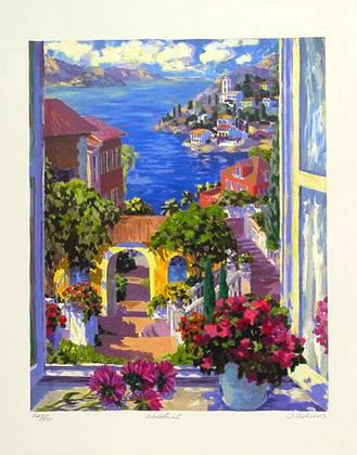 Julian Askins Window I (2000)