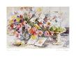 Jeanne Coolen-Luyten Tulpen am Fenster
