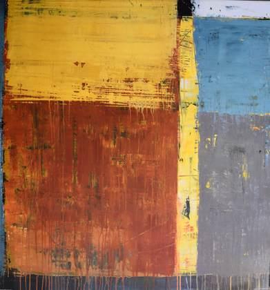 Ralf Bohnenkamp Warm Abstraction