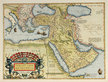 Ortelius abraham turcici imperii descriptio map of asia medium