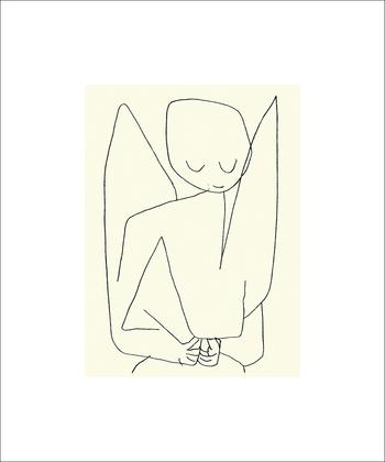 Paul Klee Vergesslicher Engel, 1939