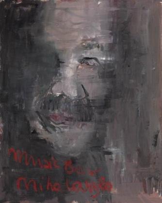 Armin Mueller Stahl Selbstporträt aus dem Film Music-Box