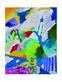 Kandinsky wassily murnau mit kirche i sommer 1910 l