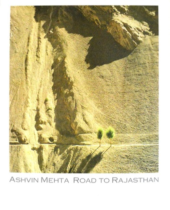 Ashvin Mehta Strasse nach Rajasthan