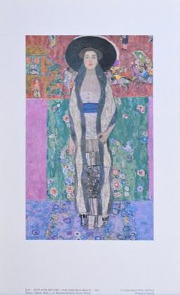 Gustav Klimt A.Bloch-Bauer II K 16
