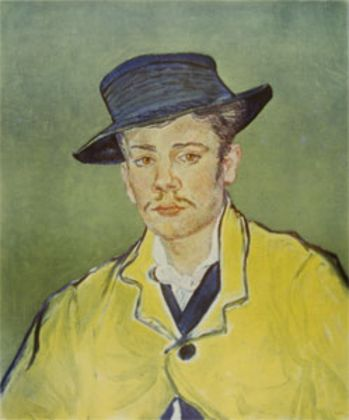 Vincent van Gogh Bildnis eines jungen Mannes