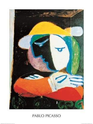 Pablo Picasso Femme au balcon