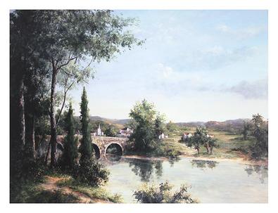 Art Fronckowiak 2er Set 'French Crossing' + 'French Reflections'