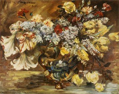 Lovis Corinth Blumenstrauss