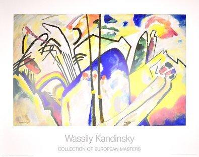 Wassily Kandinsky Komposition 4