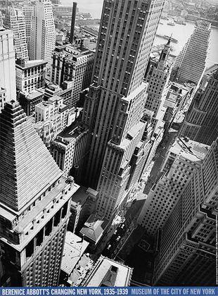 Berenice Abbott Changing New York, 1935-1939