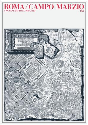Giovanni Battista Piranesi Rom, Campo Marzio