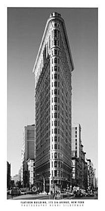 Henri Silberman Flatiron Building