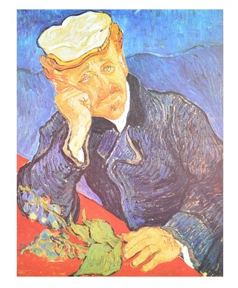 Vincent van Gogh Portrait du Docteur Gachet