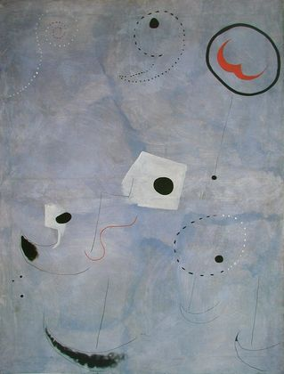 Joan Miro Komposition