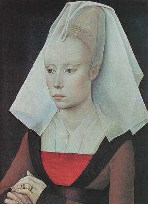 Rogier van der Weyden Damenbildnis
