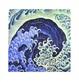 Katsushika Hokusai Feminine Wave