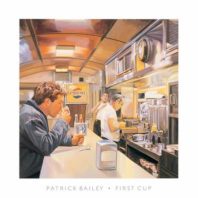 Patrick Bailey First Cup