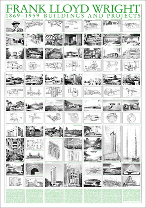 Frank Lloyd Wright Buildings and projects