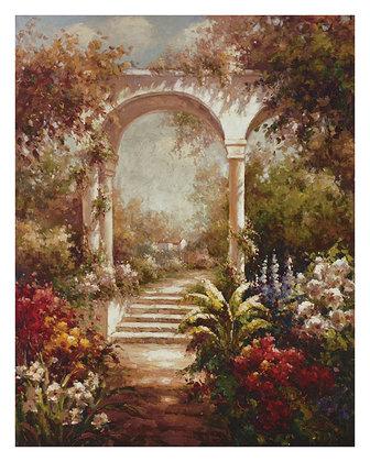 James Reed Fiorenza's Garden