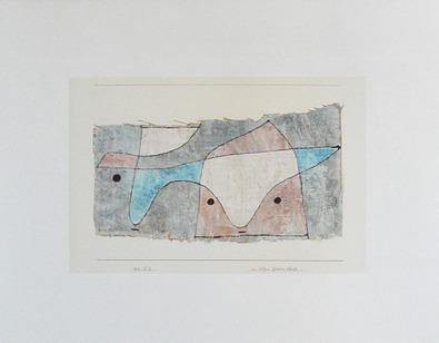 Paul Klee Ein Fetzen Gemeinschaft